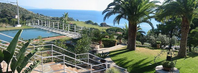 Villa Palmira C - Image 1 - Acciaroli - rentals