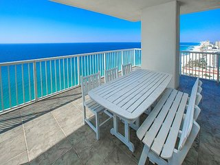 OPEN 3/18-3/25 2016 TOTAL! 4 BDR FOR 10!GREAT VIEWS!! - Panama City Beach vacation rentals