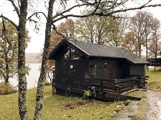 Comfortable Loch Awe vacation Cabin with Deck - Loch Awe vacation rentals
