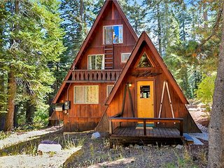 Alpine Meadows Cabin in the Woods ...Barry Home - Lake Tahoe vacation rentals