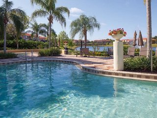 Wow!! Newly Renovated-Private Pool-Lakefront-Gated Resort-Free WIFI-Near DISNEY - Kissimmee vacation rentals
