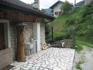 Vacanze in Trentino baita chalet - Cinte Tesino vacation rentals