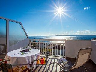 TH01842 Apartment Marija / One bedroom A1 - Okrug Gornji vacation rentals