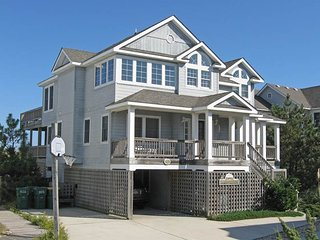 Beautiful 6 bedroom House in Corolla with Deck - Corolla vacation rentals