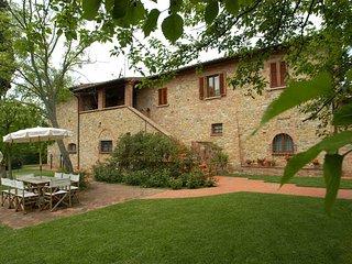 House with private garden Vivaldi - Montaione vacation rentals