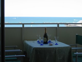 Amazing apartment with lift and terrace located 2 min. walking to the seaside - Cesenatico vacation rentals