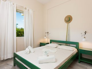 Galatea- Apartment with Garden View - Psarou vacation rentals