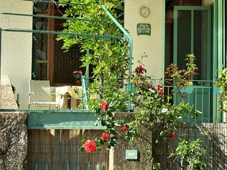 Traditional townhouse with terrace - Bourdeaux vacation rentals