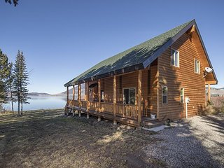 Luxury Log Cabin! Easy Access and Huge Views! On Henrys Lake - Free WiFi! - Macks Inn vacation rentals
