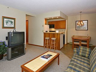 HW C202 Great location at the base of the ski lift. Ski right to the door. - Davis vacation rentals