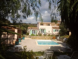 Villa with 3 rooms in Ollioules, with private pool, enclosed garden and WiFi - 6 km from the beach - Ollioules vacation rentals