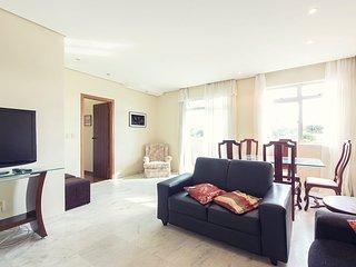 Apto todo montado amplo acesso a deficiente físico - Belo Horizonte vacation rentals