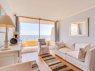 Nice 2 bedroom Condo in Concon with Water Views - Concon vacation rentals