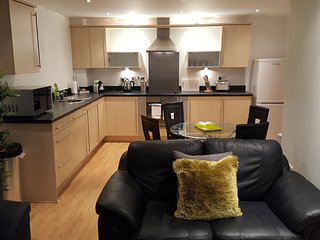 Inspired Exchange Quay - 2 Bed Executive Apartment - Salford vacation rentals