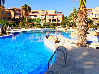 Kato Paphos Tourist Location - Minutes from the Action - 5 Star Resort - 3 Pools - Paphos vacation rentals