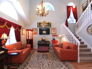 Fully Themed Magic Kingdom Dream Home! - Orlando vacation rentals