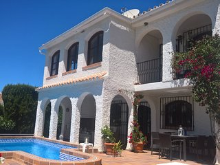 Villa Flores An exceptionally beautiful, newly refurbished four Bedroomed Villa - Nerja vacation rentals