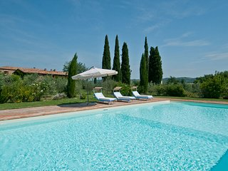 Lovely 5 bedroom Villa in Poggio alle Mura with Internet Access - Poggio alle Mura vacation rentals