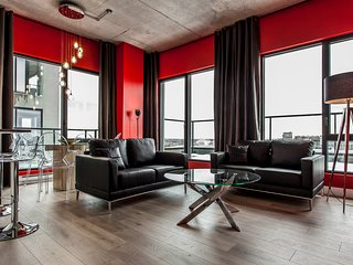 OLD MONTREAL  PENTHOUSE 4644051 - Montreal vacation rentals