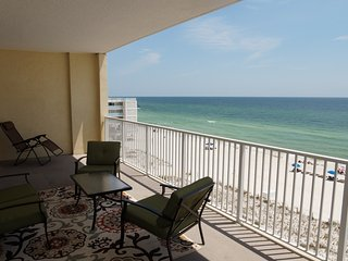 New Beautiful Beach Front Condo! 6th Floor Unit with Amazing Views! - Panama City Beach vacation rentals