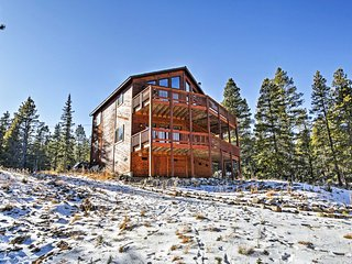 3BR Fairplay House w/Deck & Panoramic Nature Views - Fairplay vacation rentals
