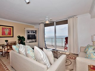 Gorgeous Condo with Deck and Internet Access - Panama City Beach vacation rentals