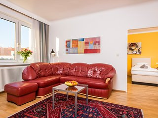 Spacious Apartment ApF21/18 - Vienna vacation rentals