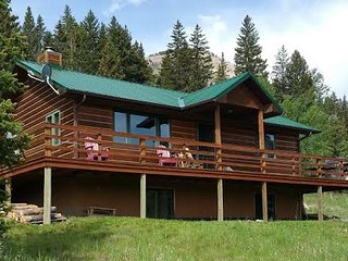 Nice Cabin with Deck and Internet Access - Cooke City vacation rentals