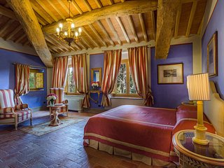 Luxury Villa in Tuscany South of Lucca - Villa Allegra - Vorno vacation rentals