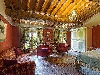 Luxury Villa in Tuscany South of Lucca - Villa Allegra - Vorno vacation rentals