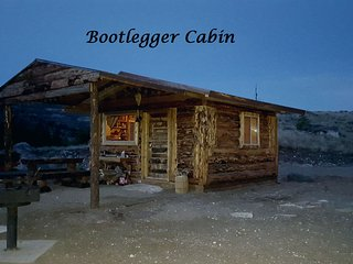 The Bootlegger Cabin at Beartooth Lodge - Cooke City vacation rentals