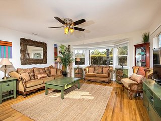 SB316C Charming 3BR house w/yard - Solana Beach vacation rentals