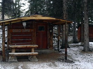 The Bear Cave Cabin close to Yellowstone National Park - Cooke City vacation rentals