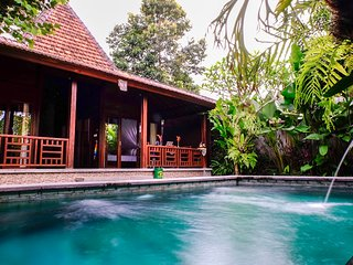 Prama House 2BR private pool in Ubud - Sayan vacation rentals