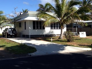 Mission Beachhouse - located opposite Mission Beach - Wongaling Beach vacation rentals