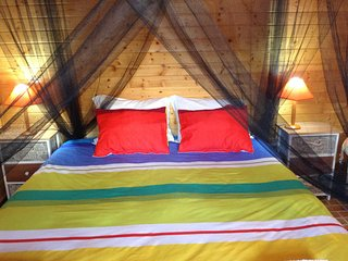 Nice Shepherds hut with Deck and Internet Access - Vila Pouca da Beira vacation rentals