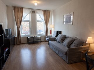 Studio in centrum with a nice canal view - Amsterdam vacation rentals