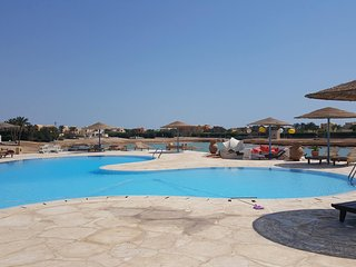 Cozy Condo with Housekeeping Included and Television - El Gouna vacation rentals