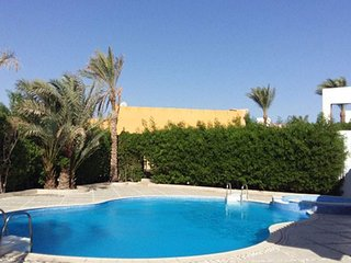 Luxury Villa inside Hotel 5 star - Nabq vacation rentals