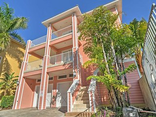 4BR Indian Rocks Beach House w/ Private Pool! - Indian Rocks Beach vacation rentals