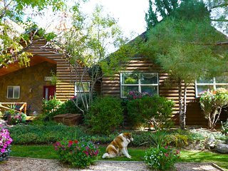 The Log House at Sunset Canyon Ranch - Zion National Park vacation rentals