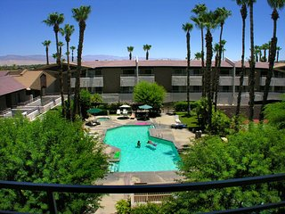 Charming Condo with Shared Outdoor Pool and Television - Palm Springs vacation rentals