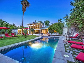 Spacious House with Deck and A/C - Palm Springs vacation rentals