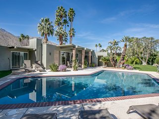 Beautiful 4 bedroom Palm Springs House with Television - Palm Springs vacation rentals