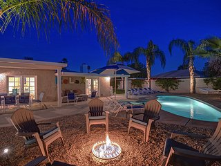 Bright 6 bedroom House in Palm Springs with Satellite Or Cable TV - Palm Springs vacation rentals