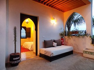 Triple room at ChillOut Villa in Marrakech - Marrakech vacation rentals