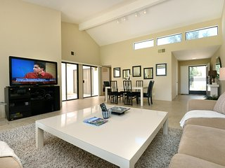 Perfect Condo with Shared Outdoor Pool and Television - Rancho Mirage vacation rentals