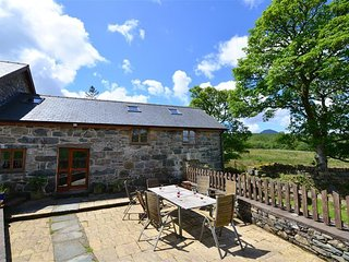 Spacious 4 bedroom Ganllwyd Cottage with Internet Access - Ganllwyd vacation rentals