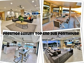 Yacht Harbour 3 Premium, Luxurious, Ultimate Quality 4 Bedroom 4 Bathroom - Hamilton Island vacation rentals