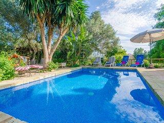 CAN PEP MATO - Villa for 6 people in santa eugenia - Santa Eugenia vacation rentals